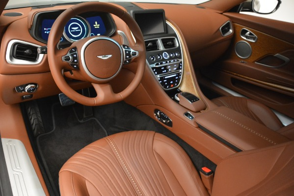 Used 2018 Aston Martin DB11 V12 Coupe for sale Sold at Bentley Greenwich in Greenwich CT 06830 14