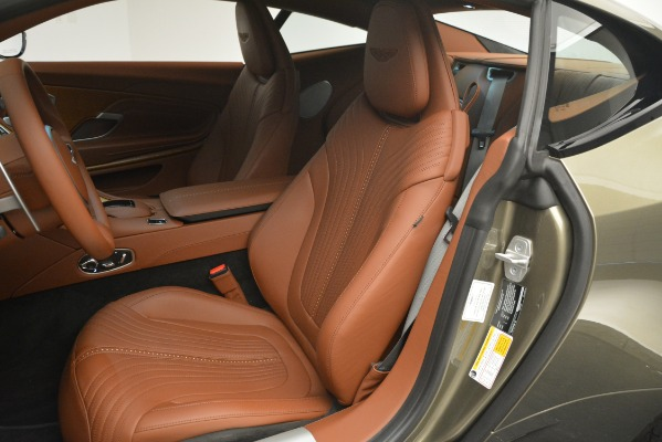 Used 2018 Aston Martin DB11 V12 Coupe for sale Sold at Bentley Greenwich in Greenwich CT 06830 17