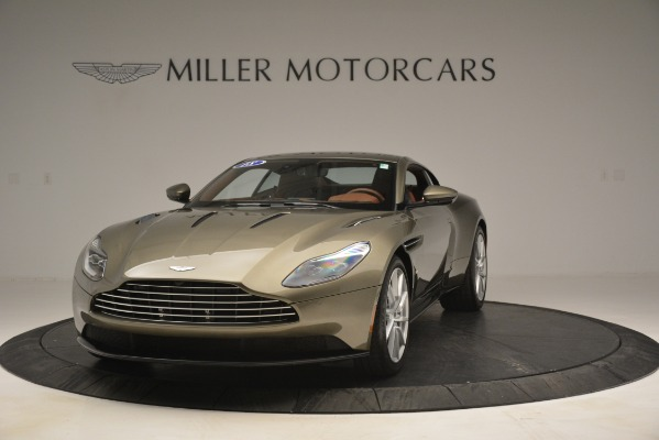 Used 2018 Aston Martin DB11 V12 Coupe for sale Sold at Bentley Greenwich in Greenwich CT 06830 2