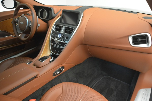 Used 2018 Aston Martin DB11 V12 Coupe for sale Sold at Bentley Greenwich in Greenwich CT 06830 23