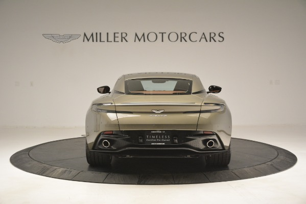 Used 2018 Aston Martin DB11 V12 Coupe for sale Sold at Bentley Greenwich in Greenwich CT 06830 6