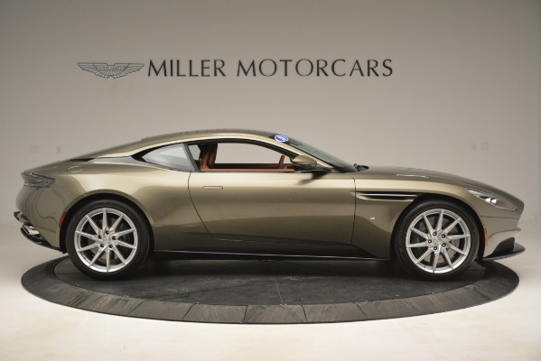 Used 2018 Aston Martin DB11 V12 Coupe for sale Sold at Bentley Greenwich in Greenwich CT 06830 9