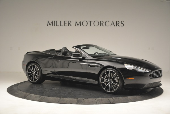 Used 2016 Aston Martin DB9 Convertible for sale Sold at Bentley Greenwich in Greenwich CT 06830 10