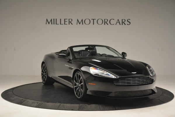 Used 2016 Aston Martin DB9 Convertible for sale Sold at Bentley Greenwich in Greenwich CT 06830 11