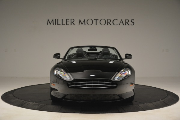 Used 2016 Aston Martin DB9 Convertible for sale Sold at Bentley Greenwich in Greenwich CT 06830 12