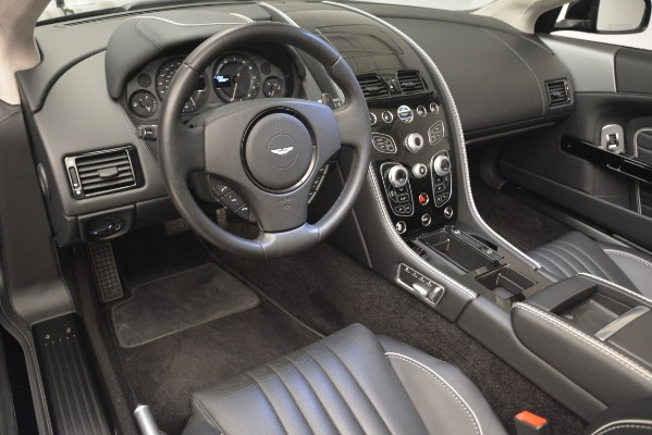 Used 2016 Aston Martin DB9 Convertible for sale Sold at Bentley Greenwich in Greenwich CT 06830 14