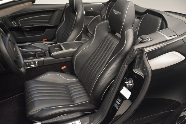 Used 2016 Aston Martin DB9 Convertible for sale Sold at Bentley Greenwich in Greenwich CT 06830 16