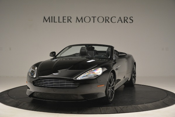 Used 2016 Aston Martin DB9 Convertible for sale Sold at Bentley Greenwich in Greenwich CT 06830 2