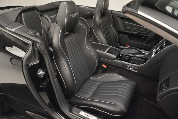 Used 2016 Aston Martin DB9 Convertible for sale Sold at Bentley Greenwich in Greenwich CT 06830 22