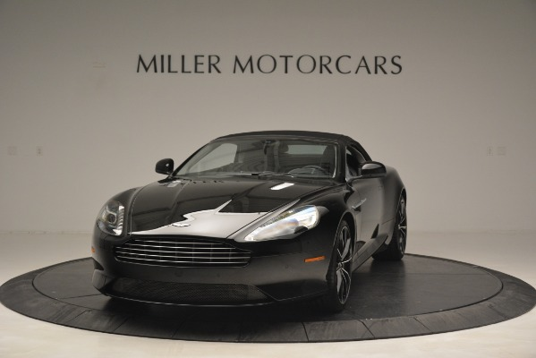 Used 2016 Aston Martin DB9 Convertible for sale Sold at Bentley Greenwich in Greenwich CT 06830 23
