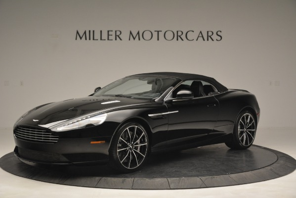 Used 2016 Aston Martin DB9 Convertible for sale Sold at Bentley Greenwich in Greenwich CT 06830 24