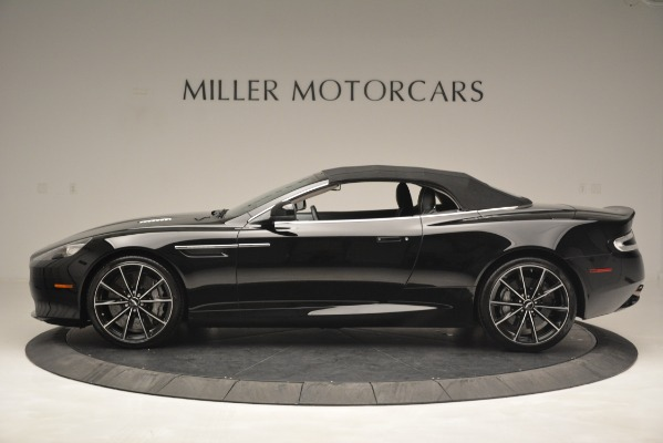 Used 2016 Aston Martin DB9 Convertible for sale Sold at Bentley Greenwich in Greenwich CT 06830 25