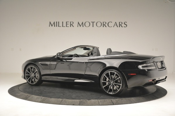 Used 2016 Aston Martin DB9 Convertible for sale Sold at Bentley Greenwich in Greenwich CT 06830 4
