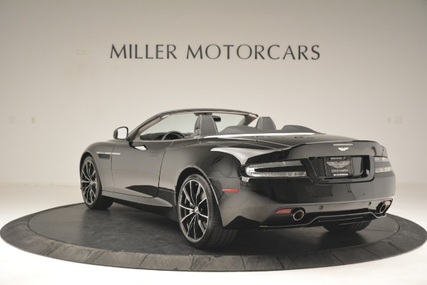 Used 2016 Aston Martin DB9 Convertible for sale Sold at Bentley Greenwich in Greenwich CT 06830 5
