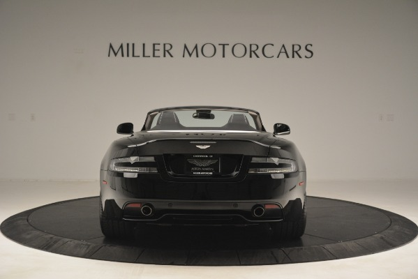 Used 2016 Aston Martin DB9 Convertible for sale Sold at Bentley Greenwich in Greenwich CT 06830 6