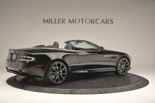 Used 2016 Aston Martin DB9 Convertible for sale Sold at Bentley Greenwich in Greenwich CT 06830 8