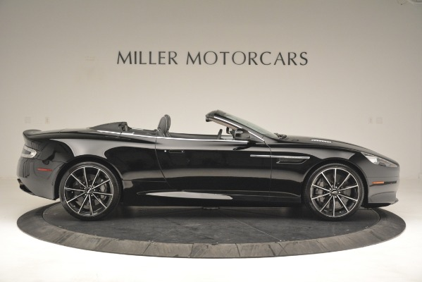 Used 2016 Aston Martin DB9 Convertible for sale Sold at Bentley Greenwich in Greenwich CT 06830 9
