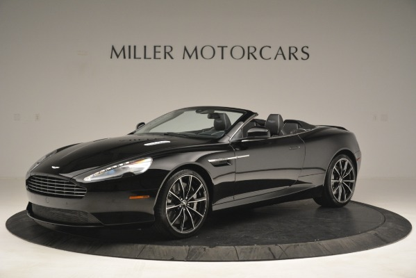 Used 2016 Aston Martin DB9 Convertible for sale Sold at Bentley Greenwich in Greenwich CT 06830 1