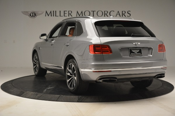 Used 2017 Bentley Bentayga W12 for sale Sold at Bentley Greenwich in Greenwich CT 06830 5