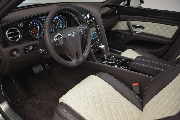 Used 2018 Bentley Flying Spur W12 S for sale Sold at Bentley Greenwich in Greenwich CT 06830 19