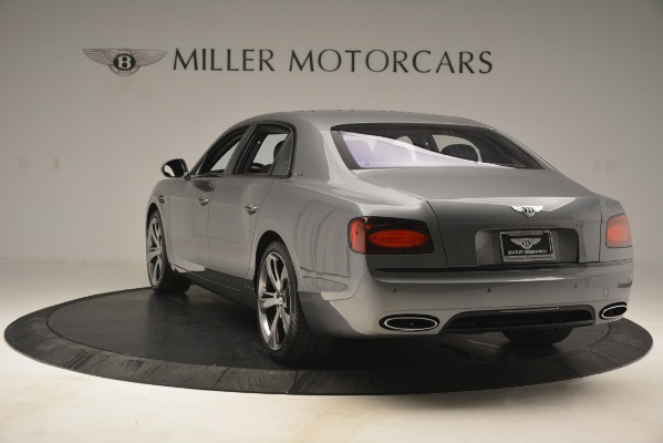Used 2018 Bentley Flying Spur W12 S for sale Sold at Bentley Greenwich in Greenwich CT 06830 5