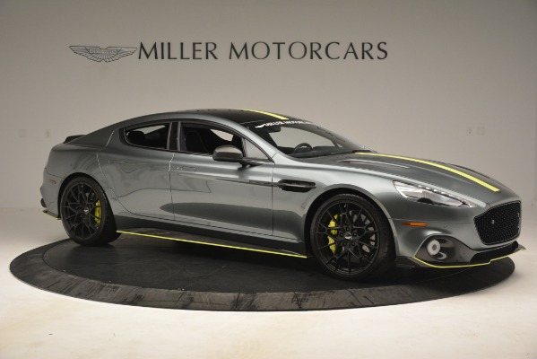 New 2019 Aston Martin Rapide AMR Sedan for sale Sold at Bentley Greenwich in Greenwich CT 06830 10