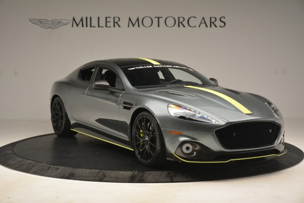 New 2019 Aston Martin Rapide AMR Sedan for sale Sold at Bentley Greenwich in Greenwich CT 06830 11