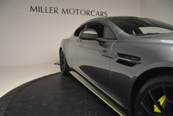 New 2019 Aston Martin Rapide AMR Sedan for sale Sold at Bentley Greenwich in Greenwich CT 06830 14