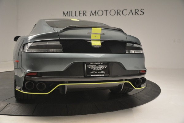 New 2019 Aston Martin Rapide AMR Sedan for sale Sold at Bentley Greenwich in Greenwich CT 06830 15