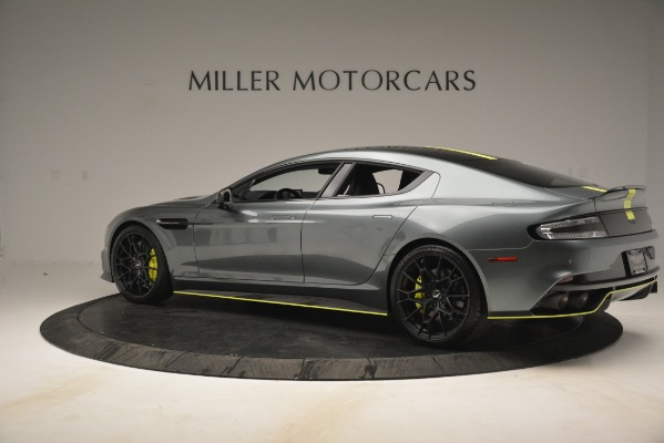 New 2019 Aston Martin Rapide AMR Sedan for sale Sold at Bentley Greenwich in Greenwich CT 06830 4
