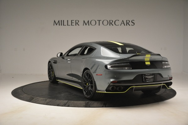 New 2019 Aston Martin Rapide AMR Sedan for sale Sold at Bentley Greenwich in Greenwich CT 06830 5