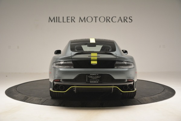 New 2019 Aston Martin Rapide AMR Sedan for sale Sold at Bentley Greenwich in Greenwich CT 06830 6