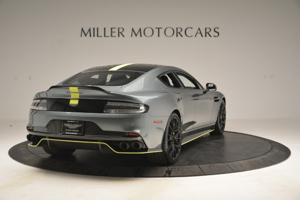 New 2019 Aston Martin Rapide AMR Sedan for sale Sold at Bentley Greenwich in Greenwich CT 06830 7