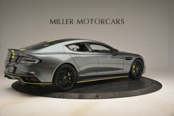 New 2019 Aston Martin Rapide AMR Sedan for sale Sold at Bentley Greenwich in Greenwich CT 06830 8
