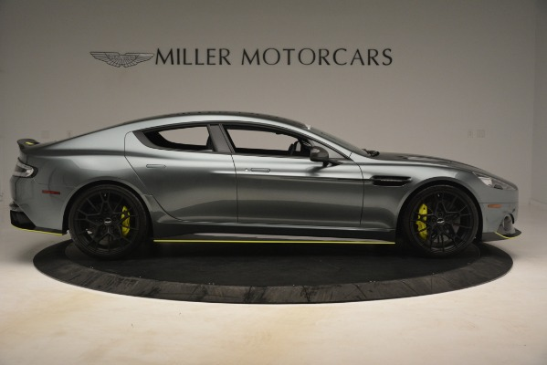 New 2019 Aston Martin Rapide AMR Sedan for sale Sold at Bentley Greenwich in Greenwich CT 06830 9
