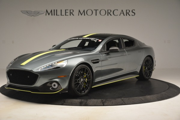 New 2019 Aston Martin Rapide AMR Sedan for sale Sold at Bentley Greenwich in Greenwich CT 06830 1