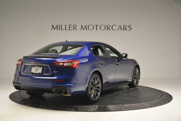 New 2019 Maserati Ghibli S Q4 GranSport for sale Sold at Bentley Greenwich in Greenwich CT 06830 7