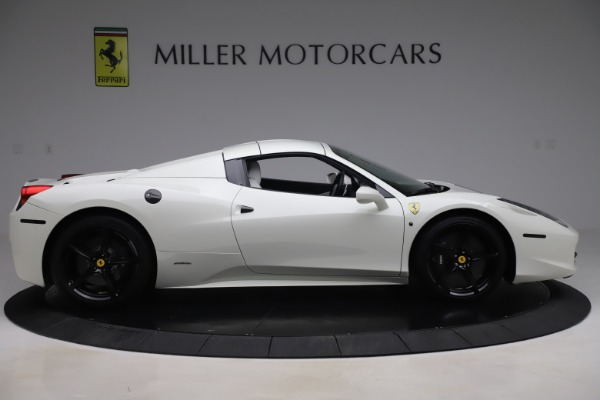 Used 2015 Ferrari 458 Spider for sale Sold at Bentley Greenwich in Greenwich CT 06830 15