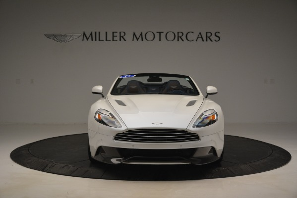 Used 2015 Aston Martin Vanquish Convertible for sale Sold at Bentley Greenwich in Greenwich CT 06830 12