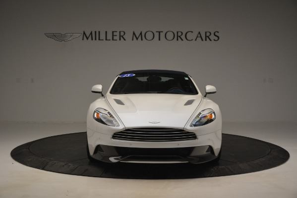 Used 2015 Aston Martin Vanquish Convertible for sale Sold at Bentley Greenwich in Greenwich CT 06830 13