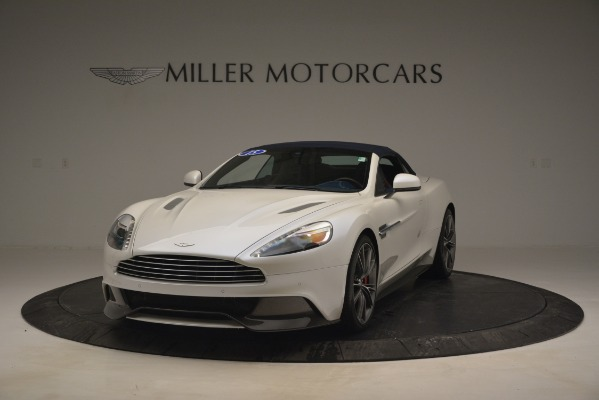Used 2015 Aston Martin Vanquish Convertible for sale Sold at Bentley Greenwich in Greenwich CT 06830 14