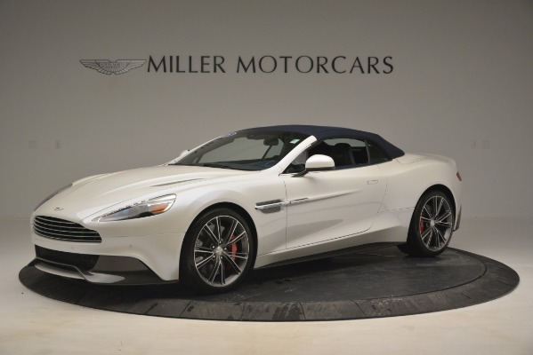 Used 2015 Aston Martin Vanquish Convertible for sale Sold at Bentley Greenwich in Greenwich CT 06830 15