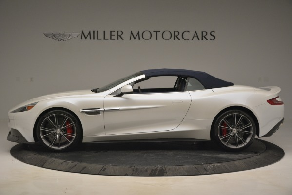 Used 2015 Aston Martin Vanquish Convertible for sale Sold at Bentley Greenwich in Greenwich CT 06830 16