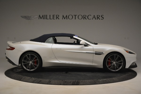 Used 2015 Aston Martin Vanquish Convertible for sale Sold at Bentley Greenwich in Greenwich CT 06830 17