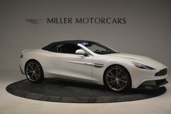 Used 2015 Aston Martin Vanquish Convertible for sale Sold at Bentley Greenwich in Greenwich CT 06830 18