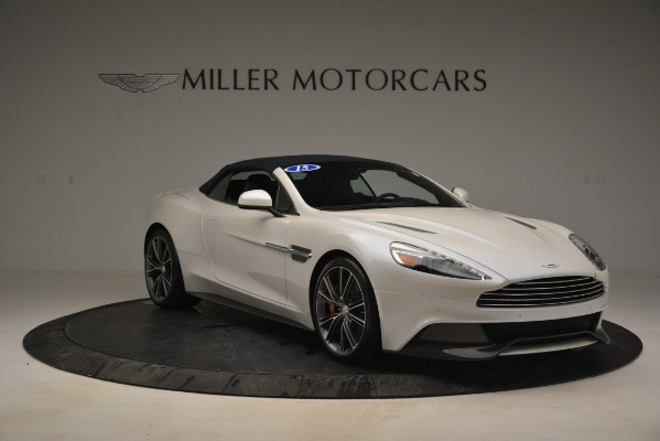 Used 2015 Aston Martin Vanquish Convertible for sale Sold at Bentley Greenwich in Greenwich CT 06830 19