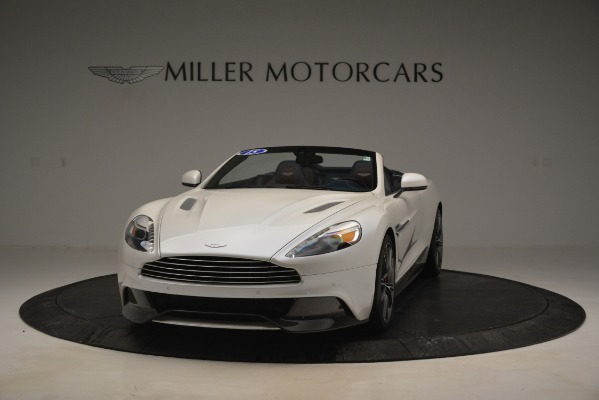 Used 2015 Aston Martin Vanquish Convertible for sale Sold at Bentley Greenwich in Greenwich CT 06830 2