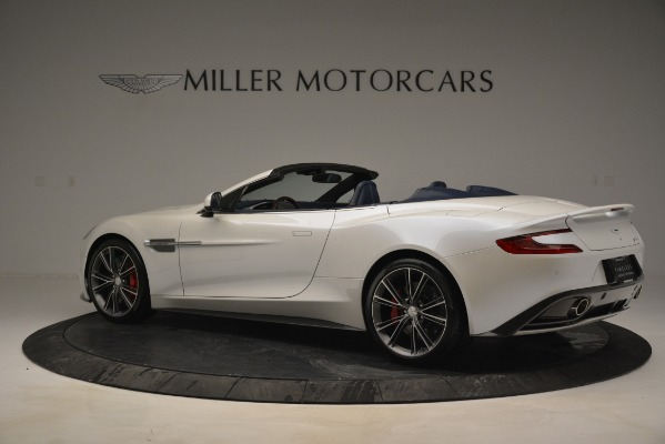 Used 2015 Aston Martin Vanquish Convertible for sale Sold at Bentley Greenwich in Greenwich CT 06830 4