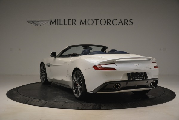 Used 2015 Aston Martin Vanquish Convertible for sale Sold at Bentley Greenwich in Greenwich CT 06830 5