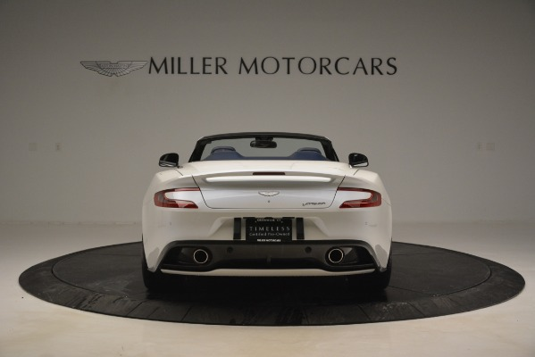 Used 2015 Aston Martin Vanquish Convertible for sale Sold at Bentley Greenwich in Greenwich CT 06830 6
